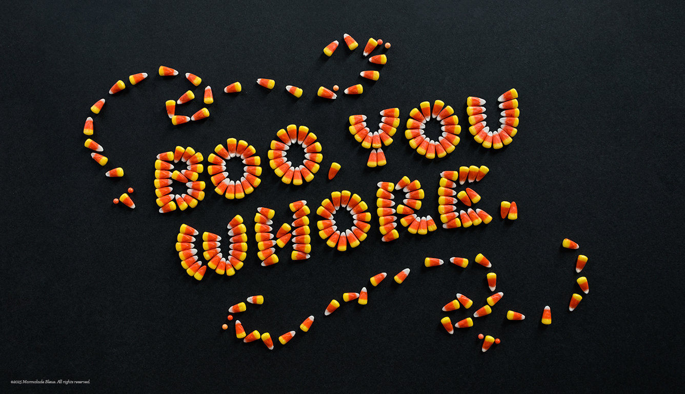 Mean Trills Boo You Whore by Danielle Evans