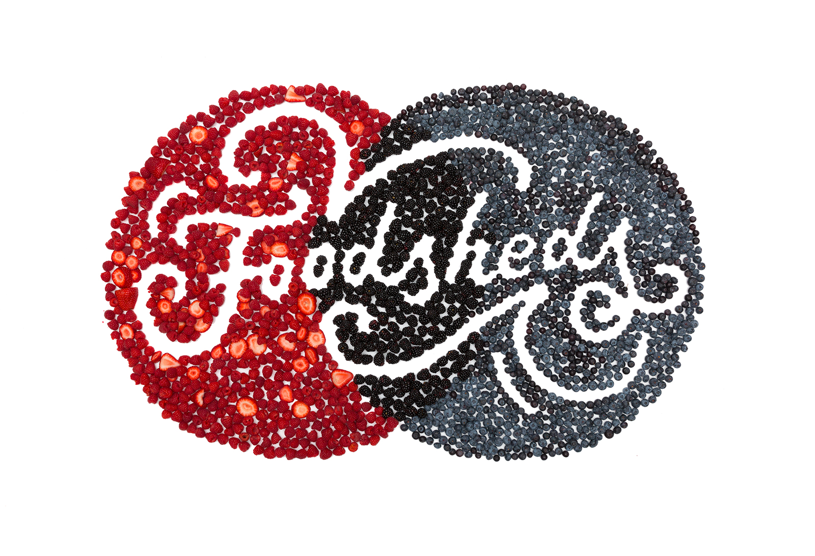 Food Lettering + Condé Nast