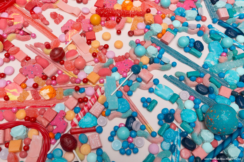 snacks candy danielle evans