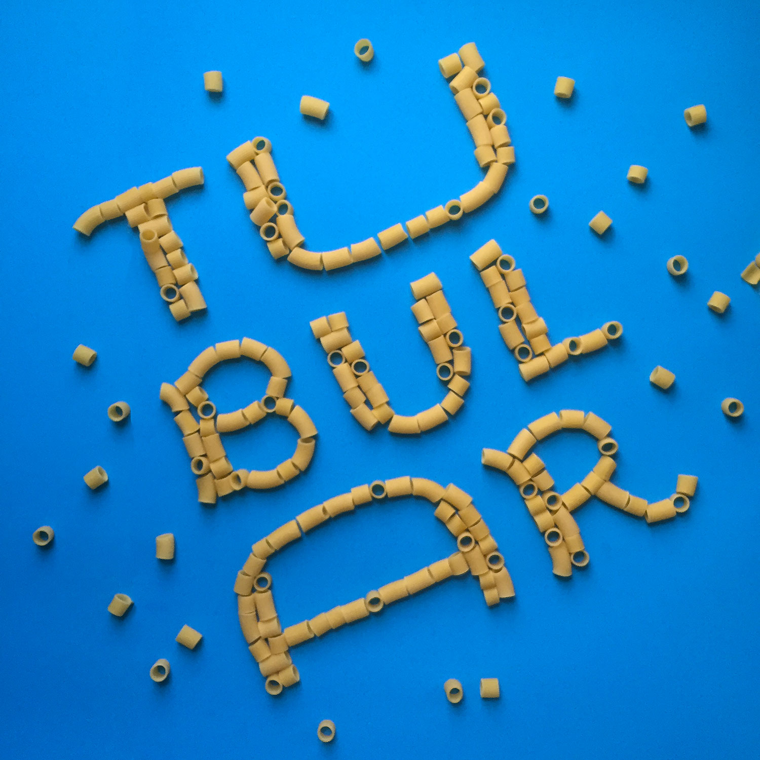 Food Typography + Inch x Inch