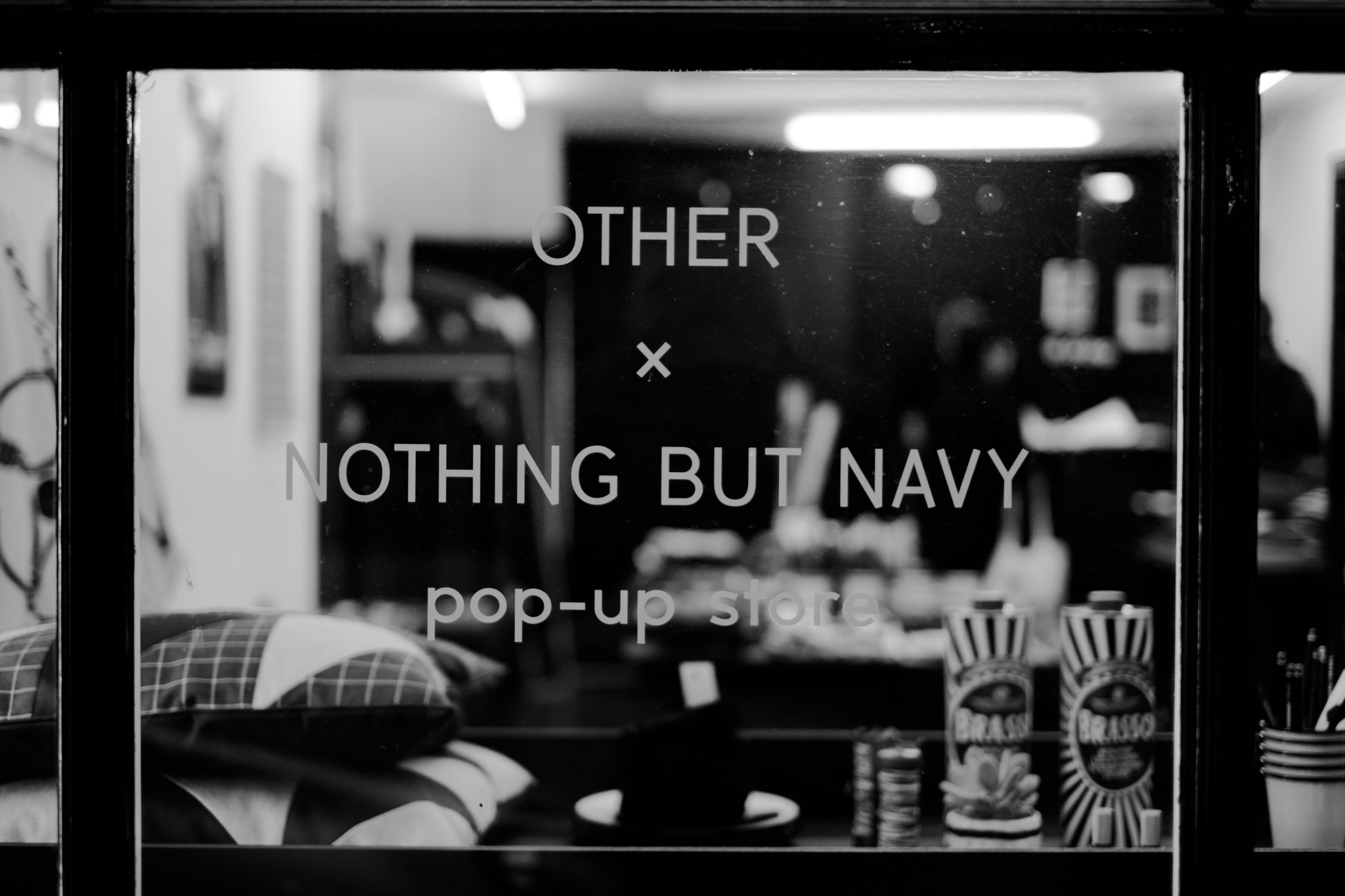 Nothing But Navy