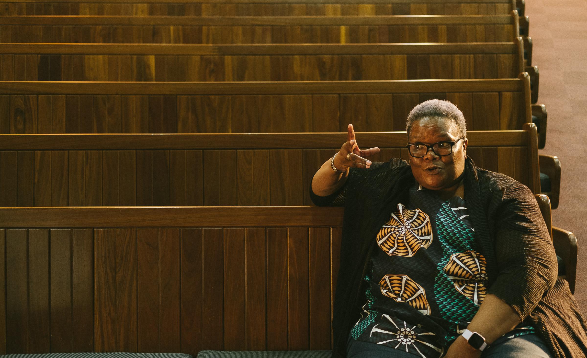 Rev Phumzile Mabizela