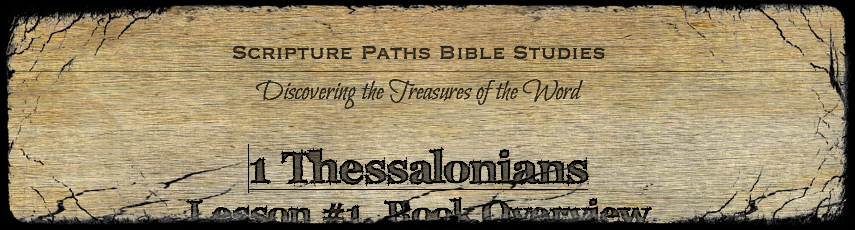 Weekly Bible Study — Scripture Paths