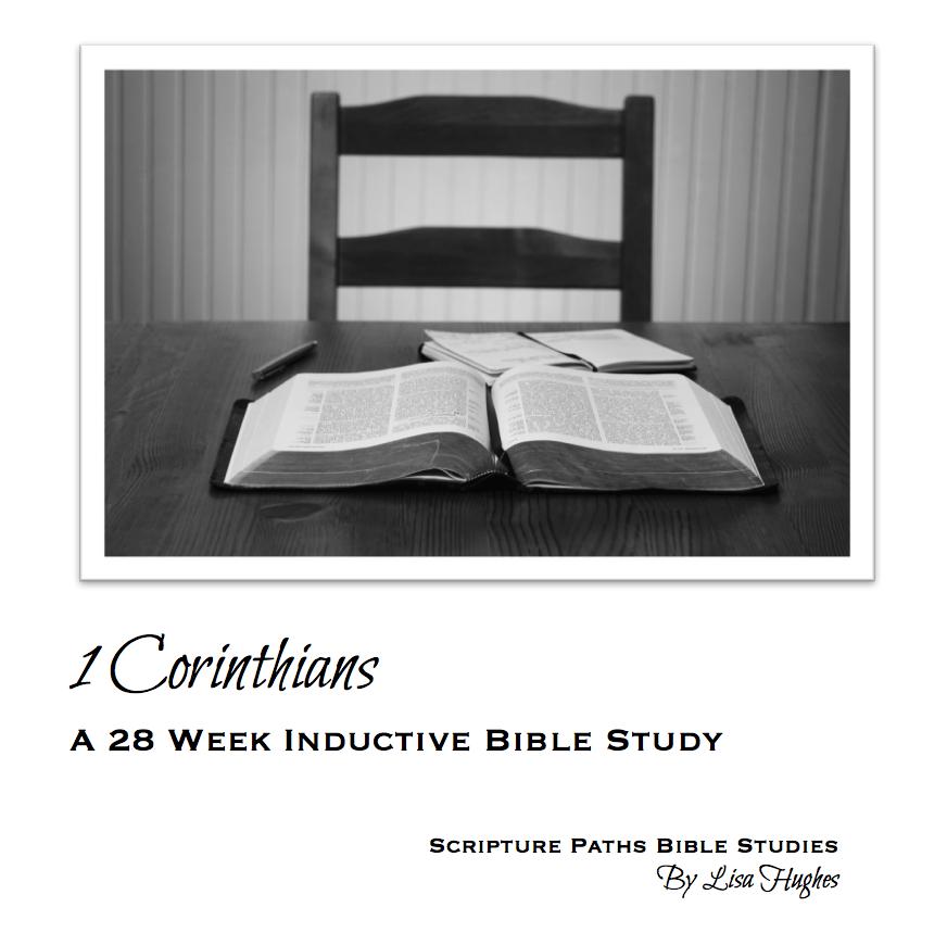 1 Corinthians Cover Page