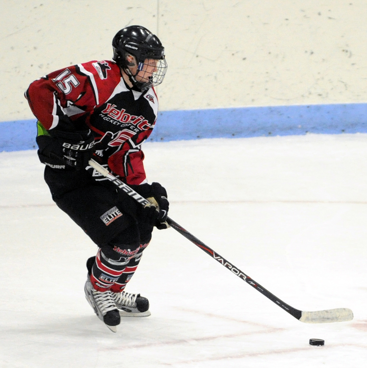 Eden Prairie's Mason Bergh in the Upper Midwest Elite League.     http://www.mnhockeyhub.com/news_article/show/181815?referrer_id=32770-news
