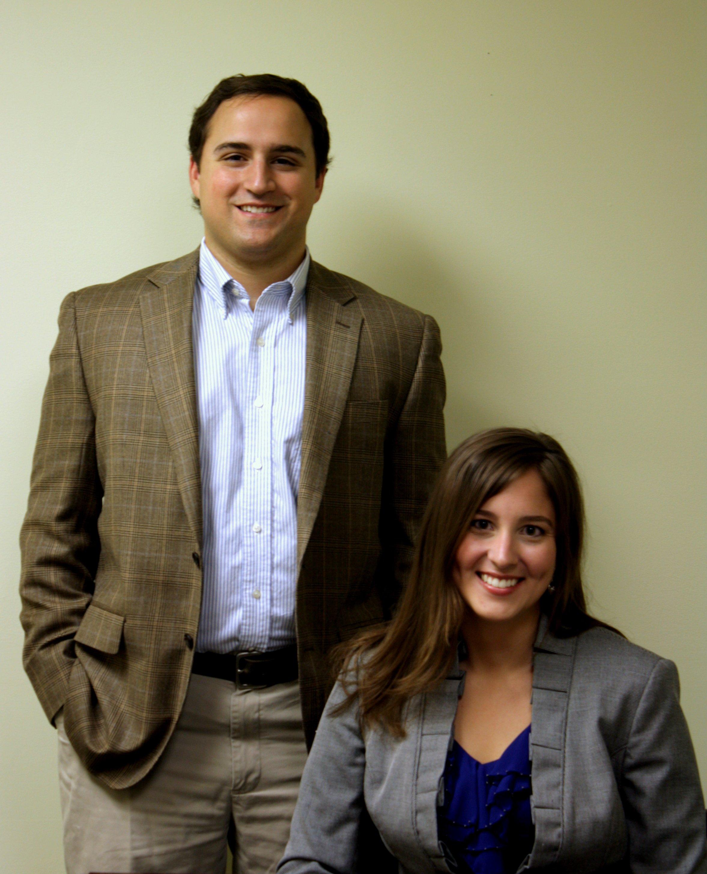 Alyssa Enzor and Adam Maniscalco