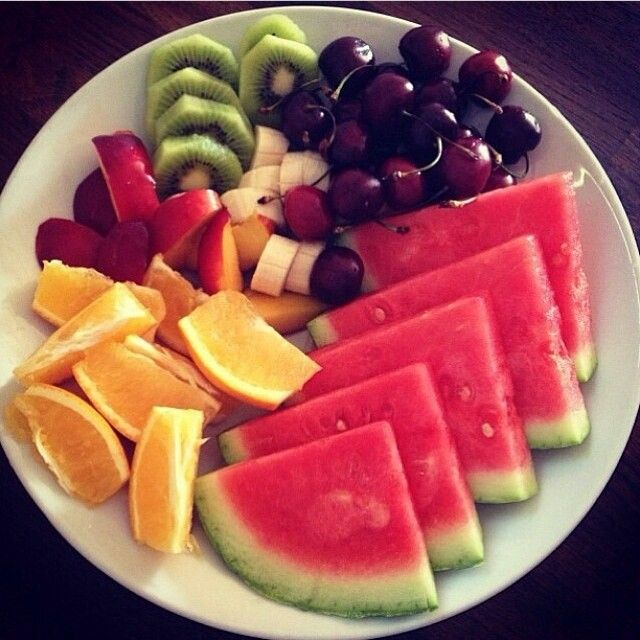 The Fruit Plate