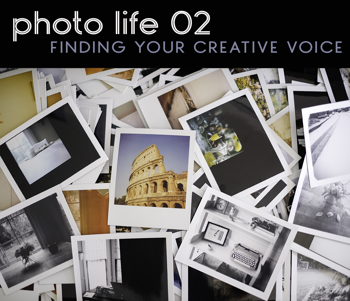 Photo Life 02 | Finding Your Creative Voice by Azzari Jarrett