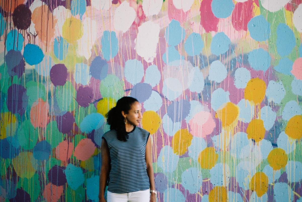 Art on the Atlanta Beltline | Azzari Jarrett