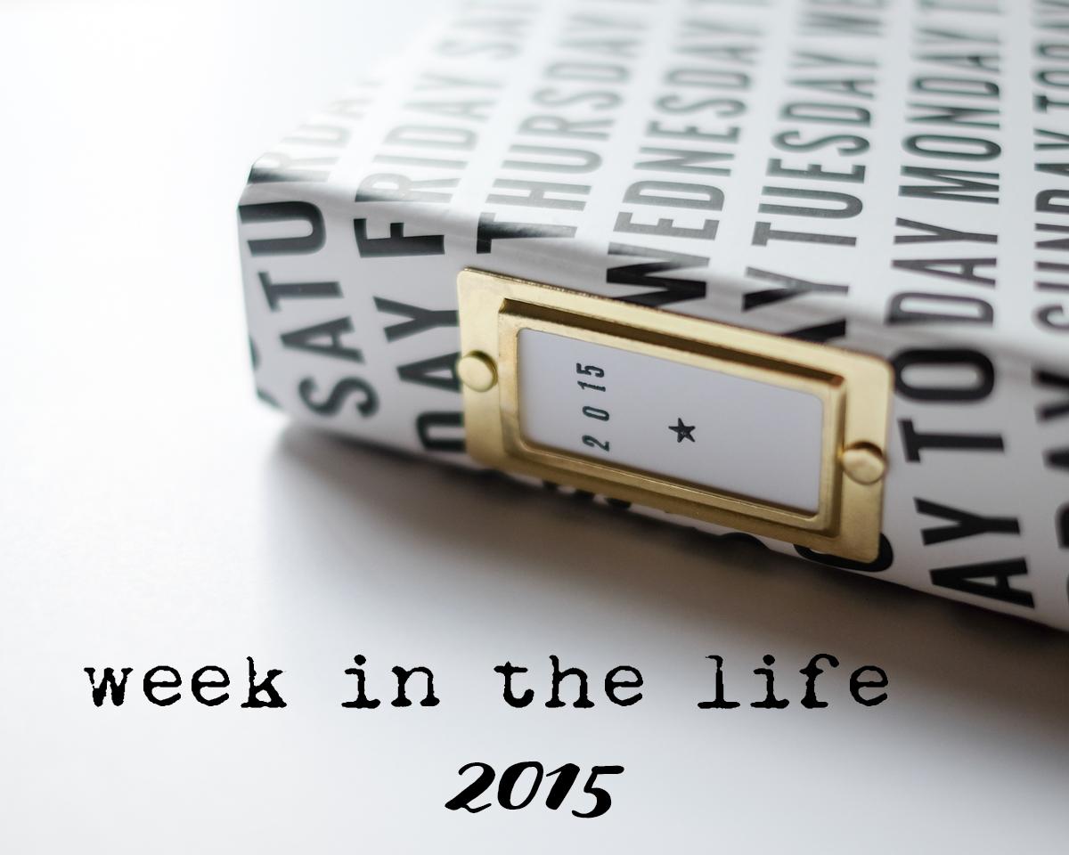 Week In The Life 2015 | Azzari Jarrett