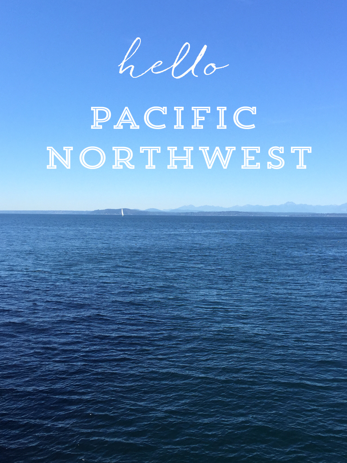 Pacific Northwest Travels - Iphone | Azzari Jarrett