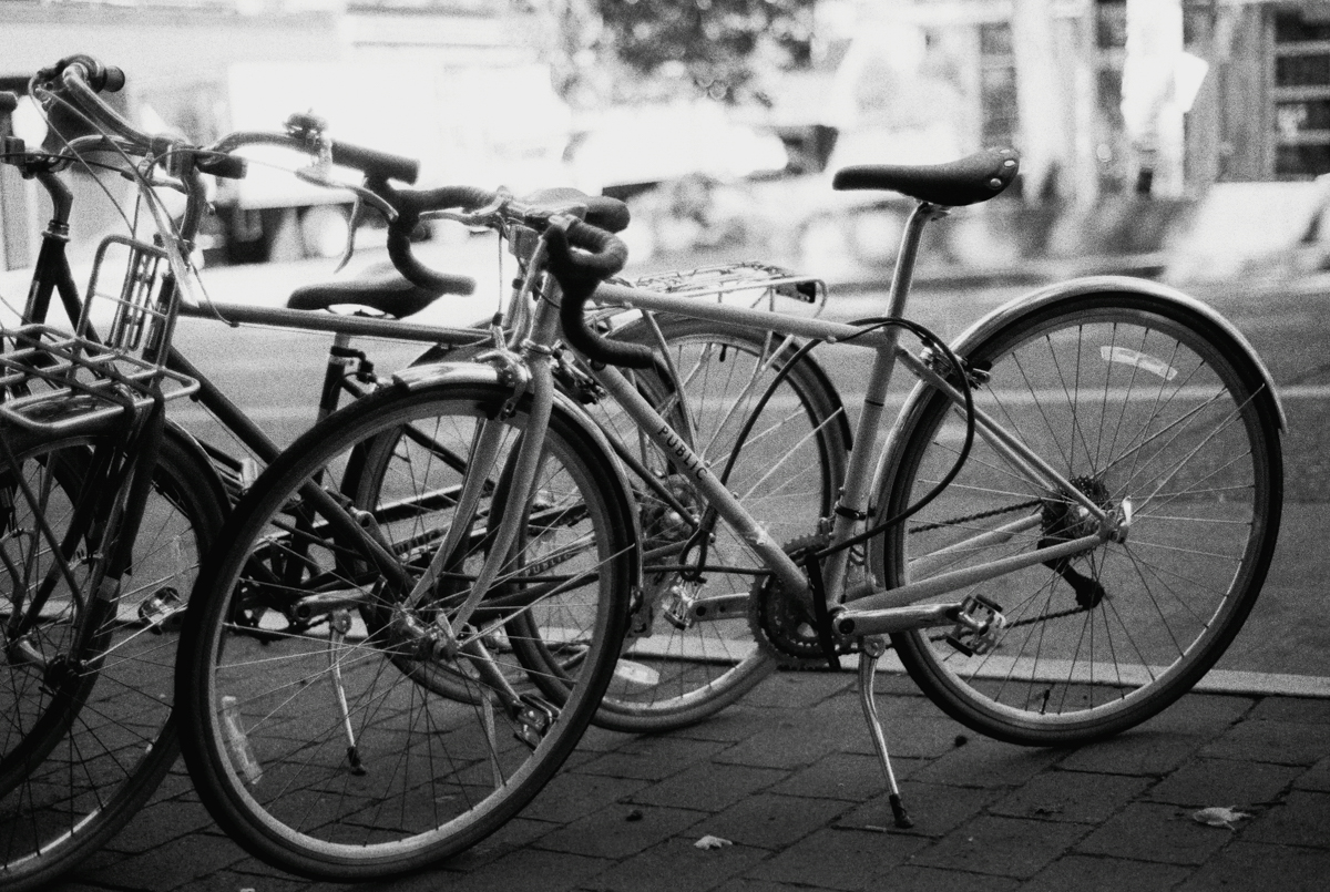 Portland |Black and White Film Photography by Azzari Jarrett