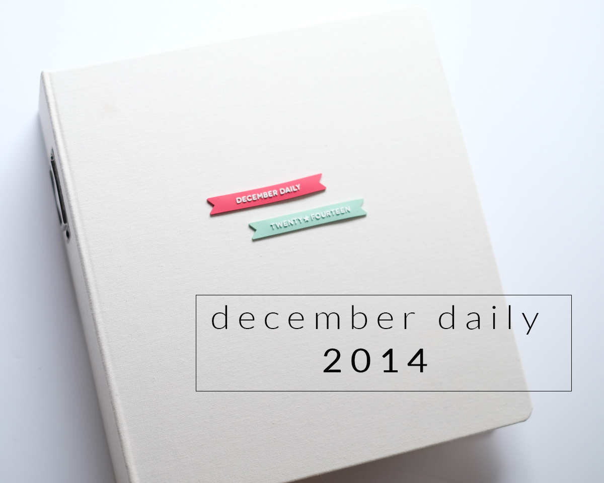 December Daily 2014 | Azzari Jarrett