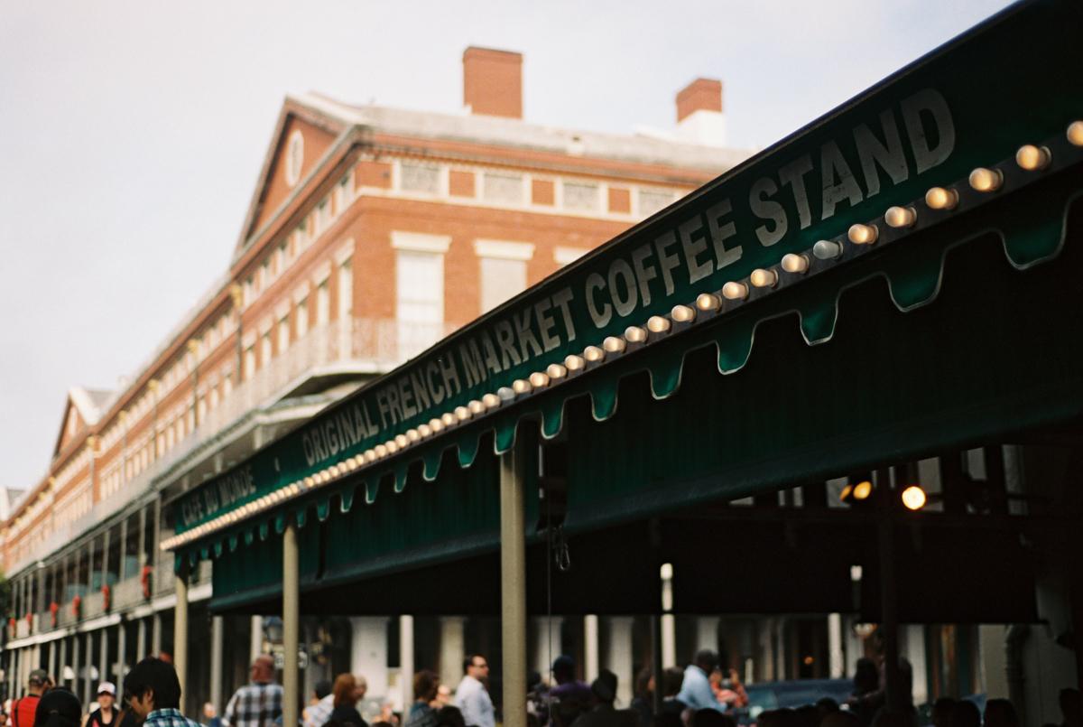 New Orleans, Louisiana, Nikon f100, 35mm | Azzari Jarrett