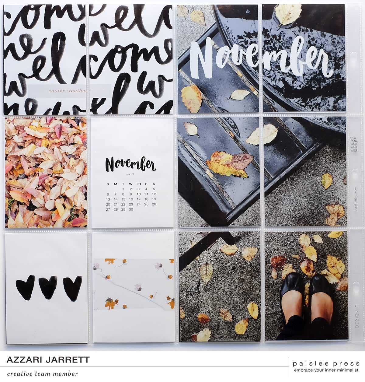 Project Life 2015 | Azzari Jarrett