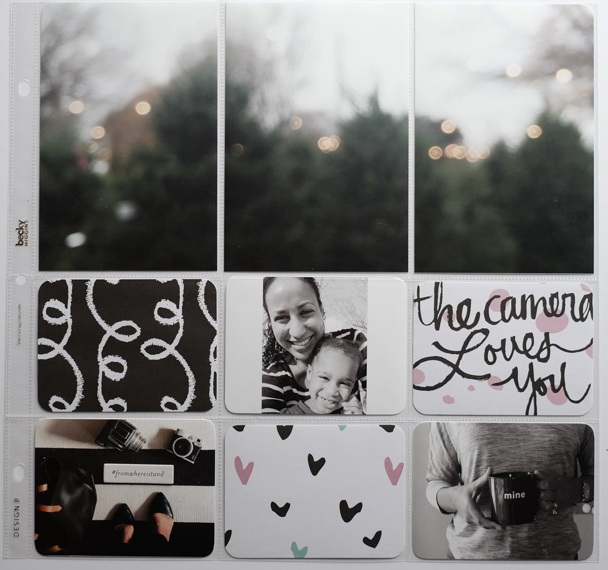 December 2015 Project Life | Azzari Jarrett