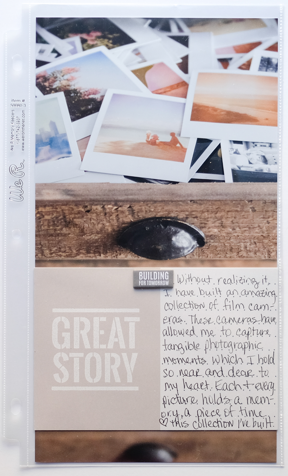 Build Story Theme Layout | Azzari Jarrett