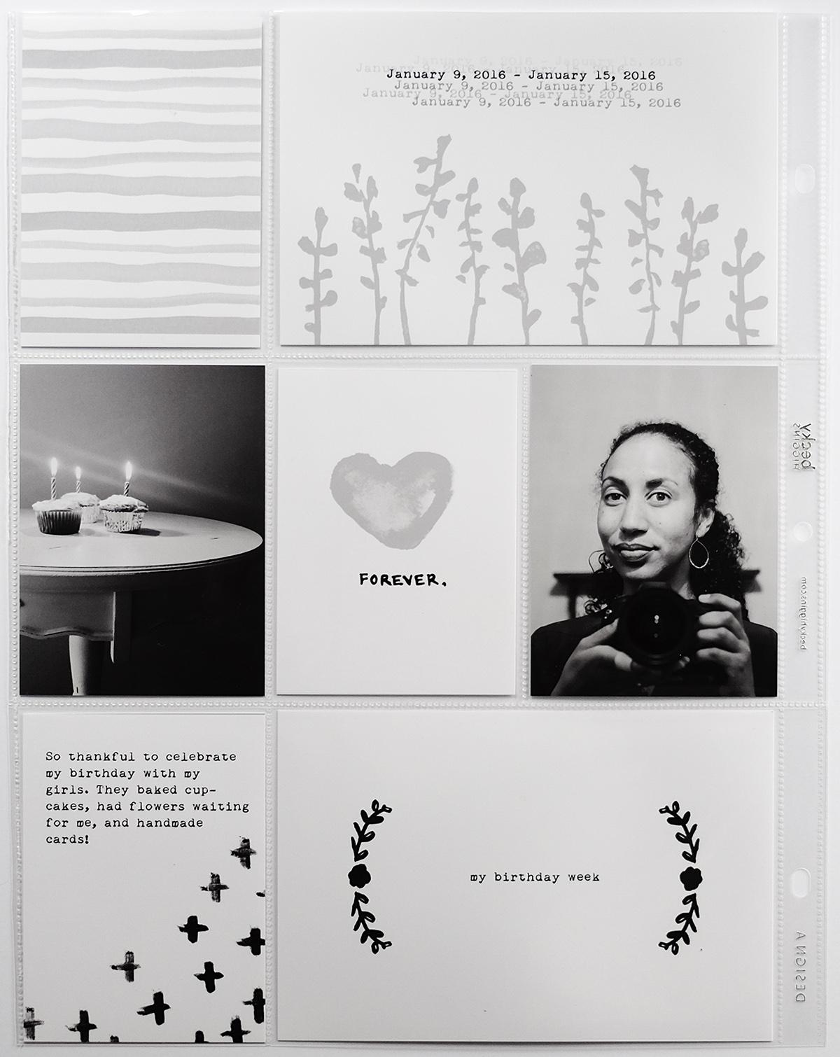 Project Life 2016 | Azzari Jarrett