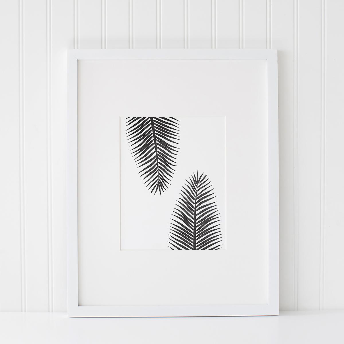 Azzari Jarrett | Leaf Printable