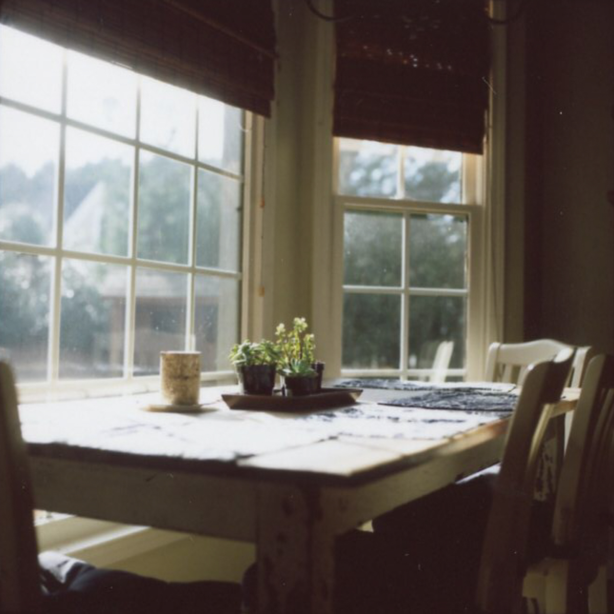 Mornings on the Table | Hasselblad 500c | Fuji FP 100c Film | Azzari Jarrett