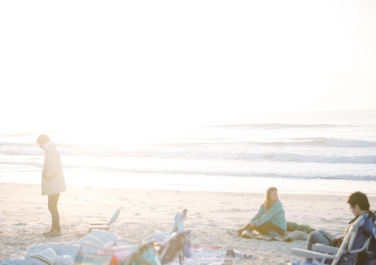 Azzari Jarrett | Easter Sunrise Service on the Beach