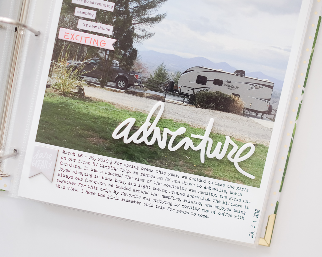 Azzari Jarrett | Adventure Story Theme