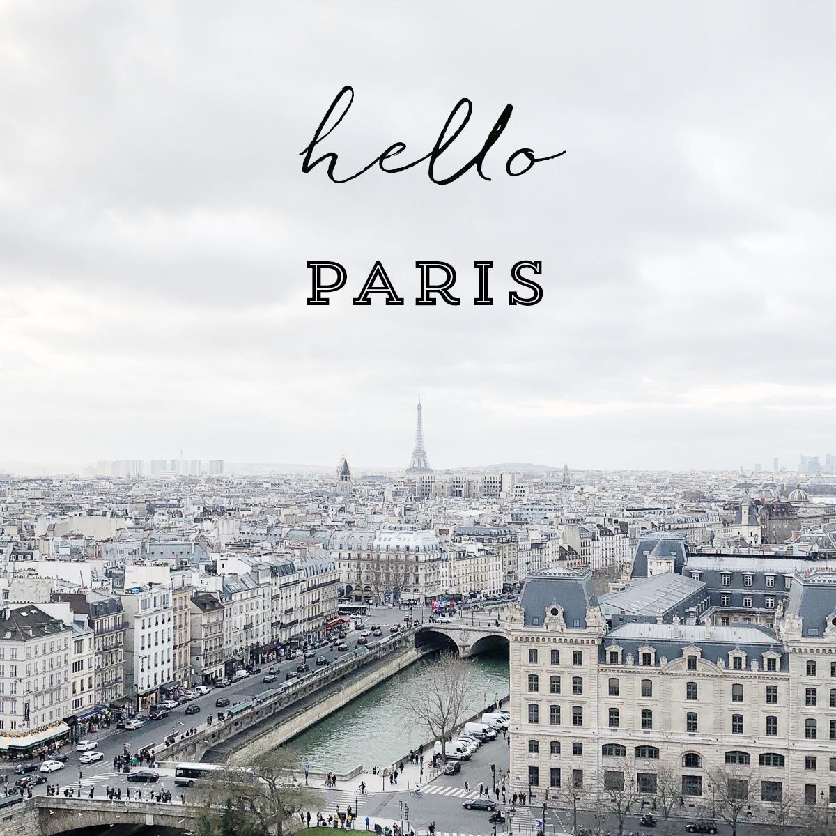 Azzari Jarrett | Paris Photography