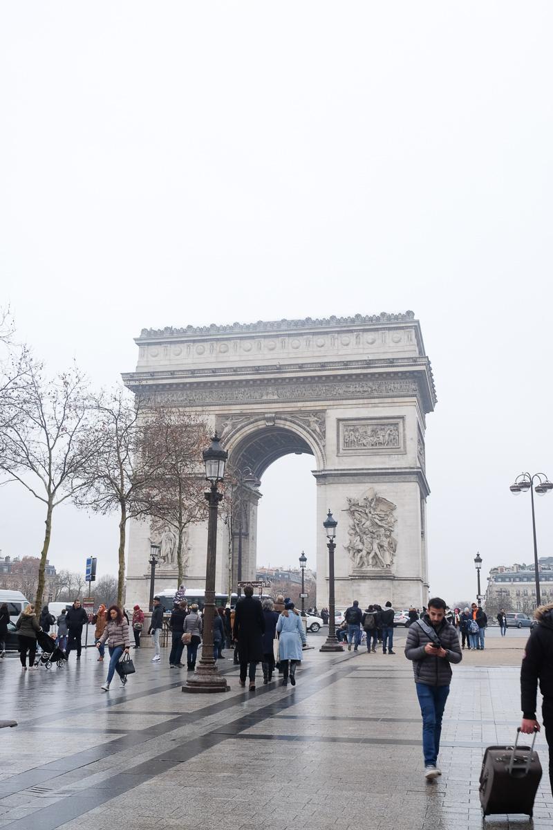 Azzari Jarrett | Arc de Triomphe Paris