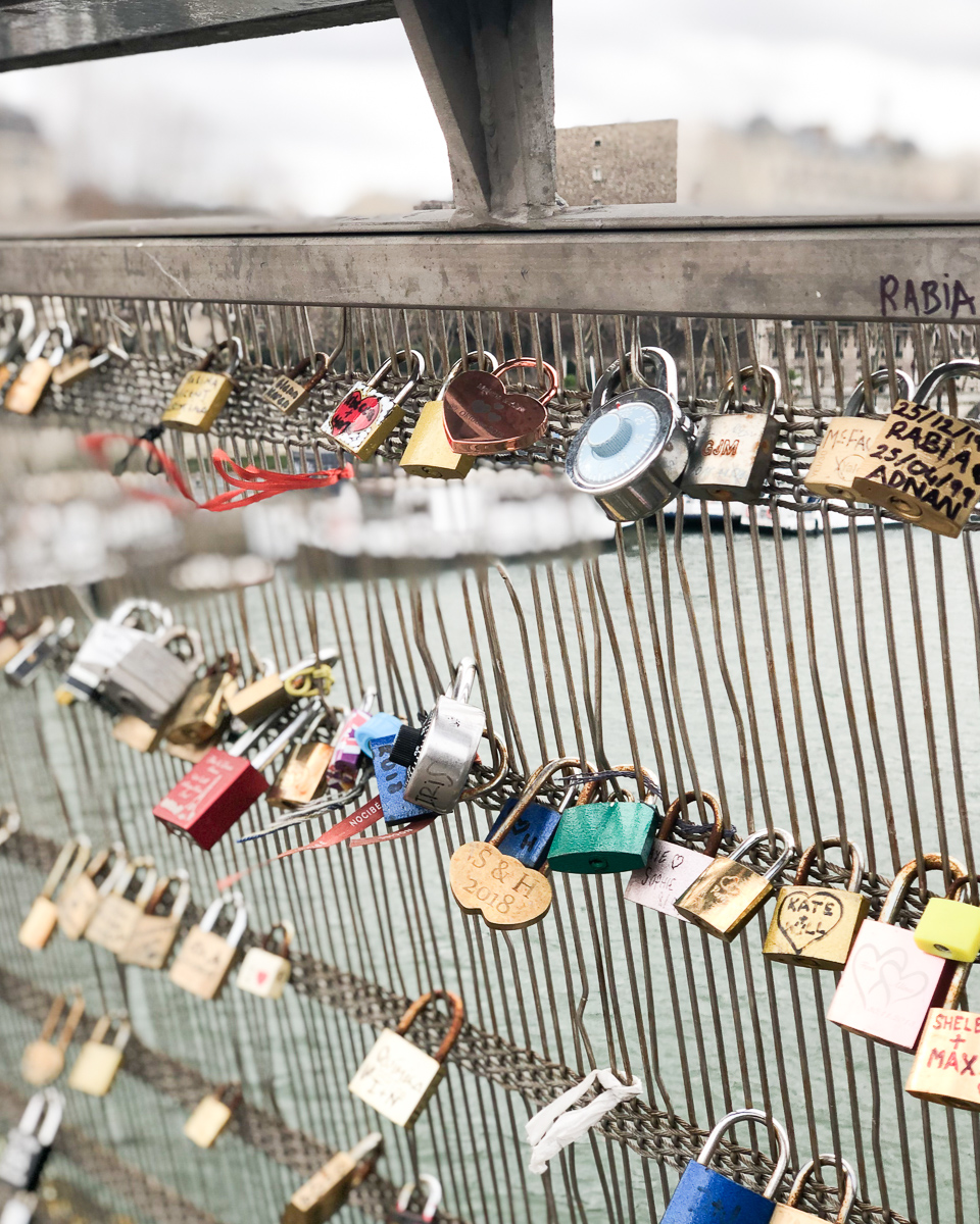 Azzari Jarrett | Paris Locks