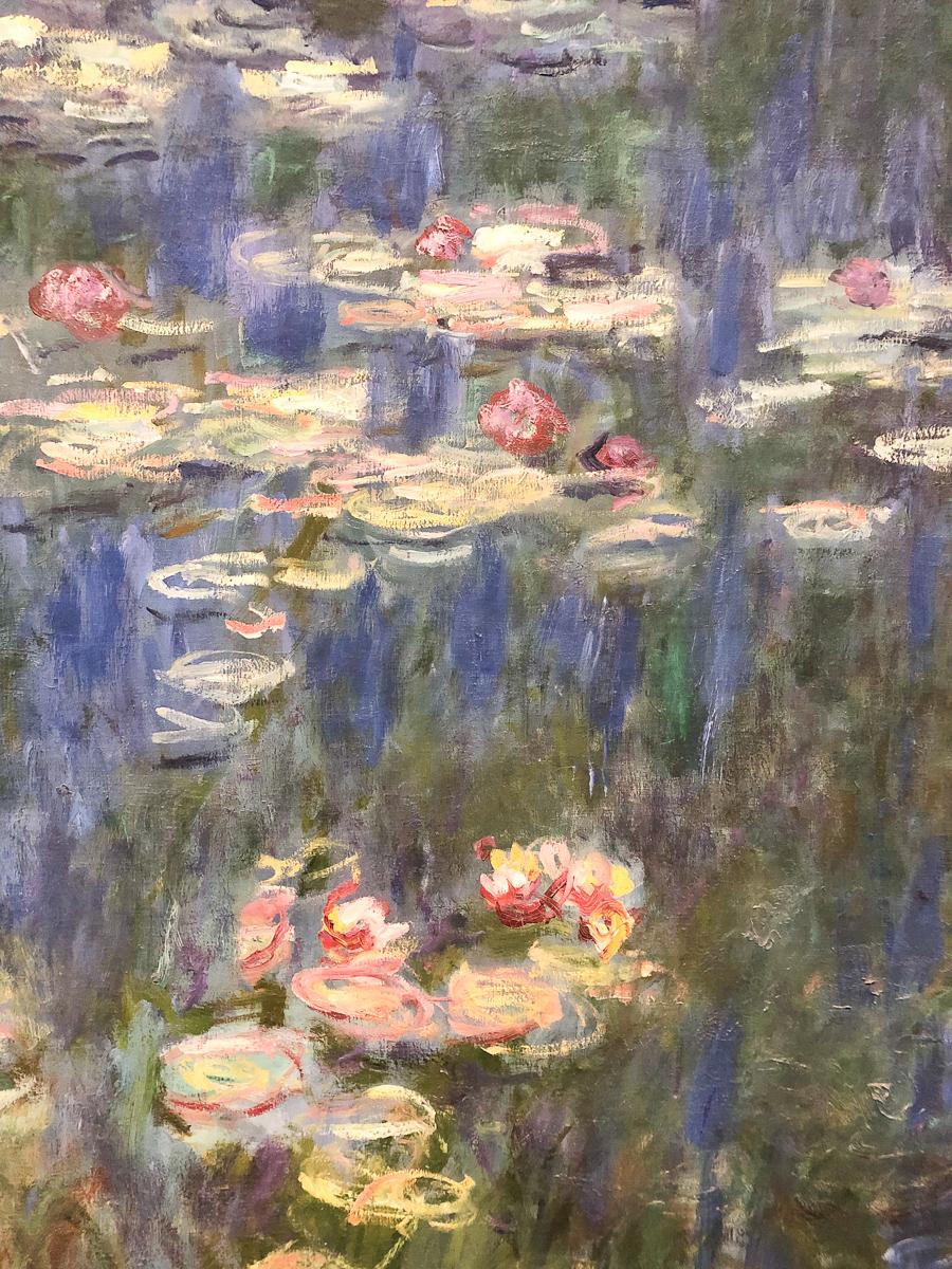 Azzari Jarrett | Claude Monet Water Lilies