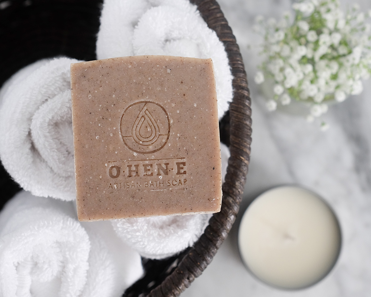 O•HEN•E Artisan Bath Soap