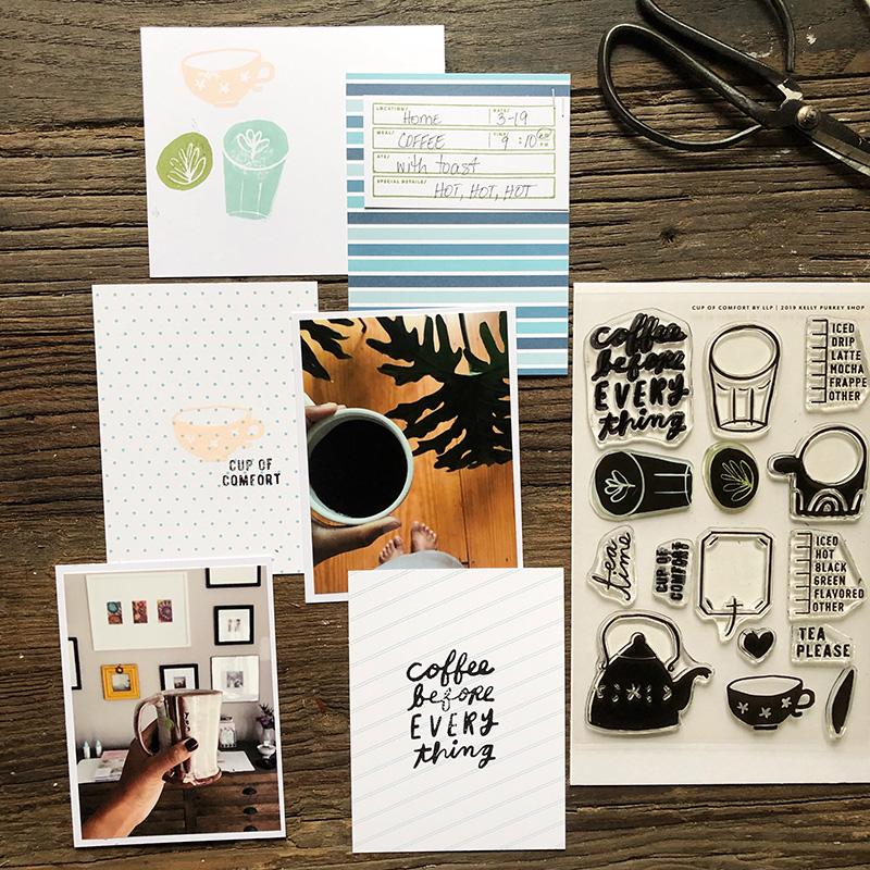 March 2019 shop update - Kelly Purkey Shop | By Azzari Jarrett
