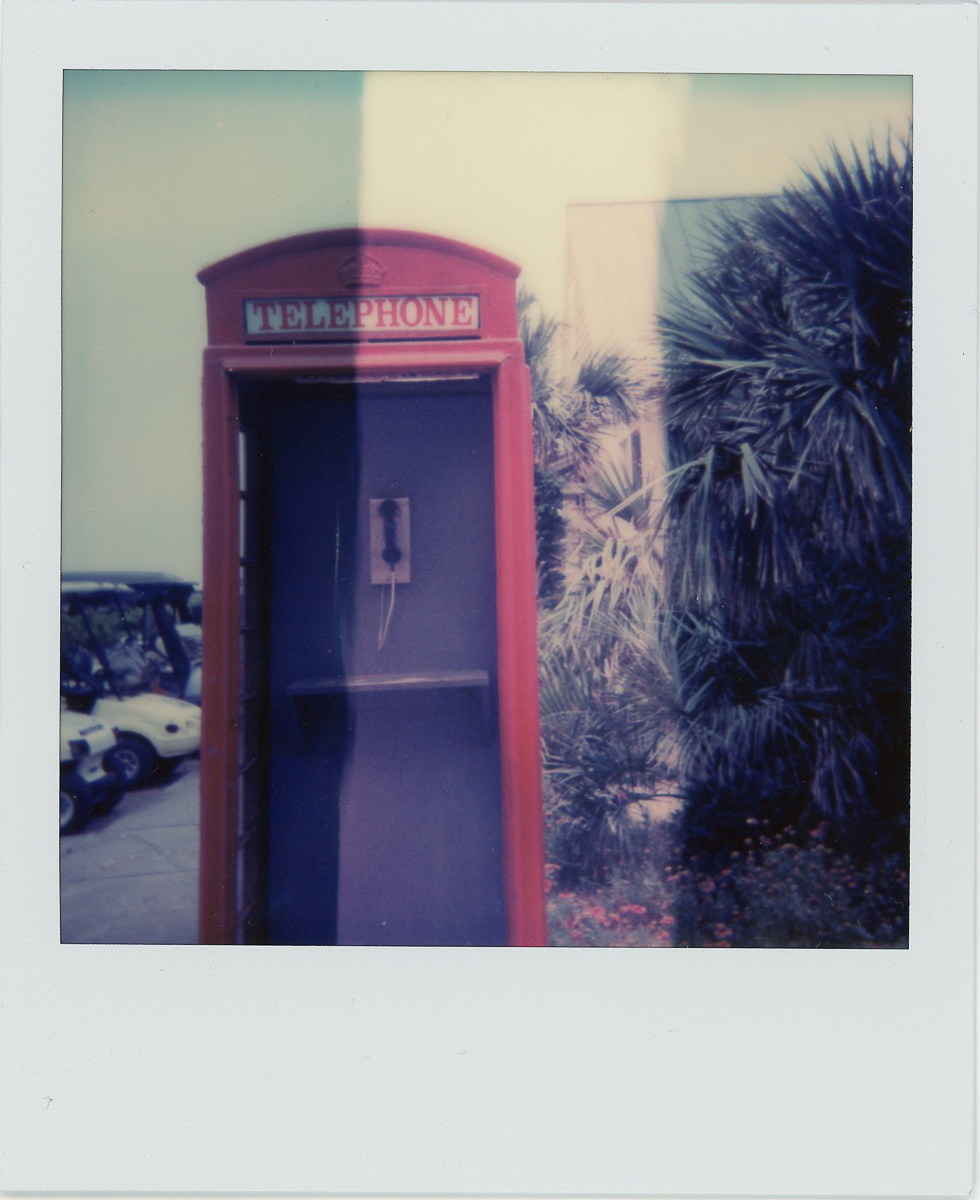 Azzari Jarrett | Polaroid | May 2019 | Bald Head Island