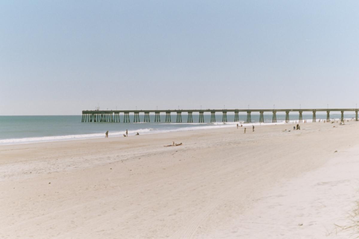 Azzari Jarrett | 35mm film | Wrightsville Beach, NC