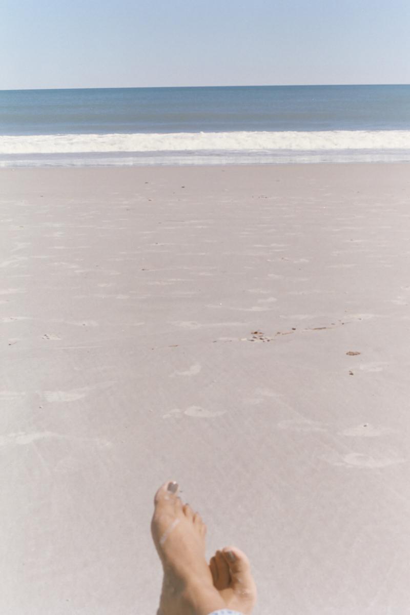 Azzari Jarrett | Wrightsville Beach, NC | 35mm film