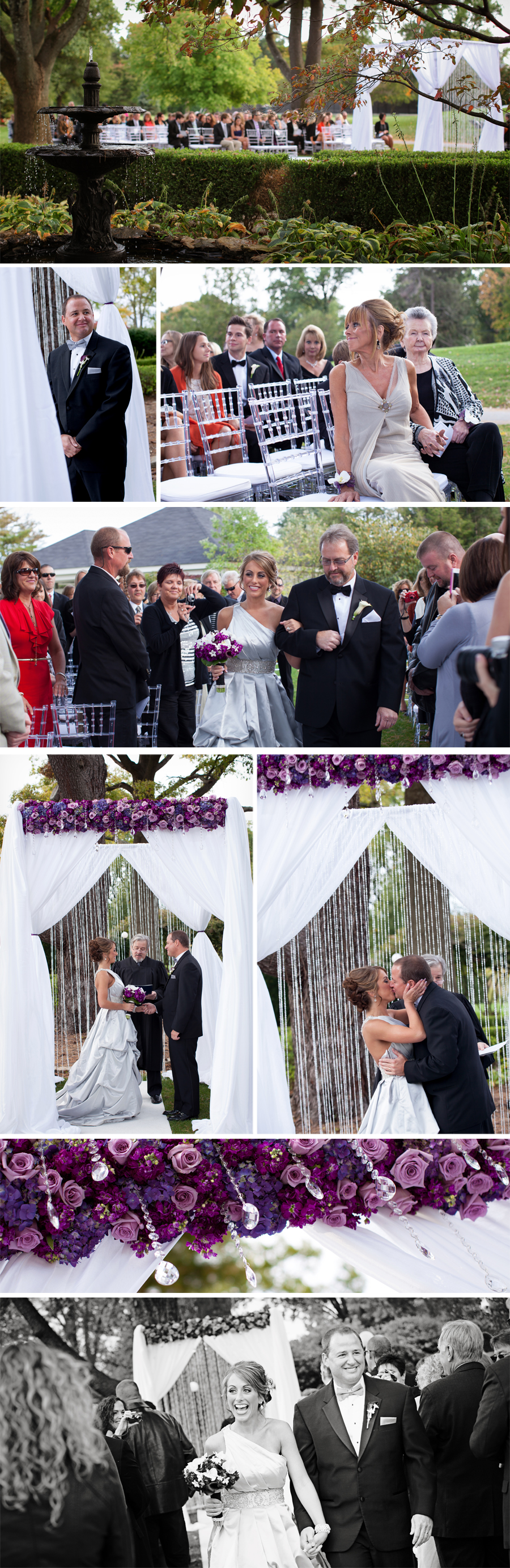 Big Springs Country Club Wedding
