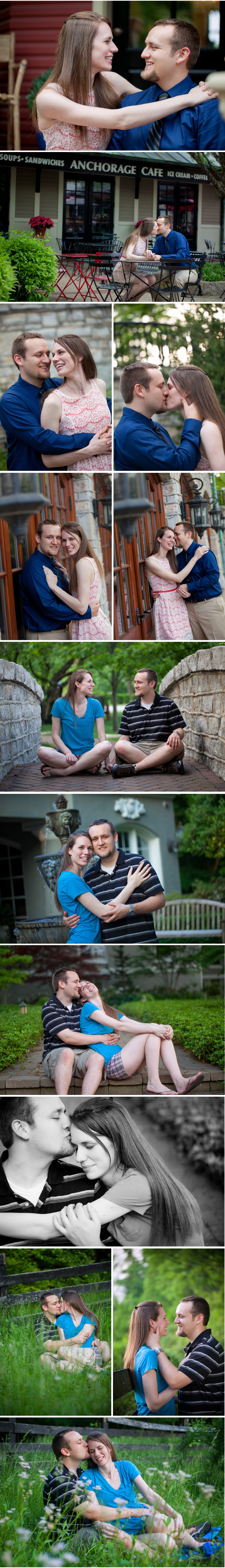 Anchorage engagement photos