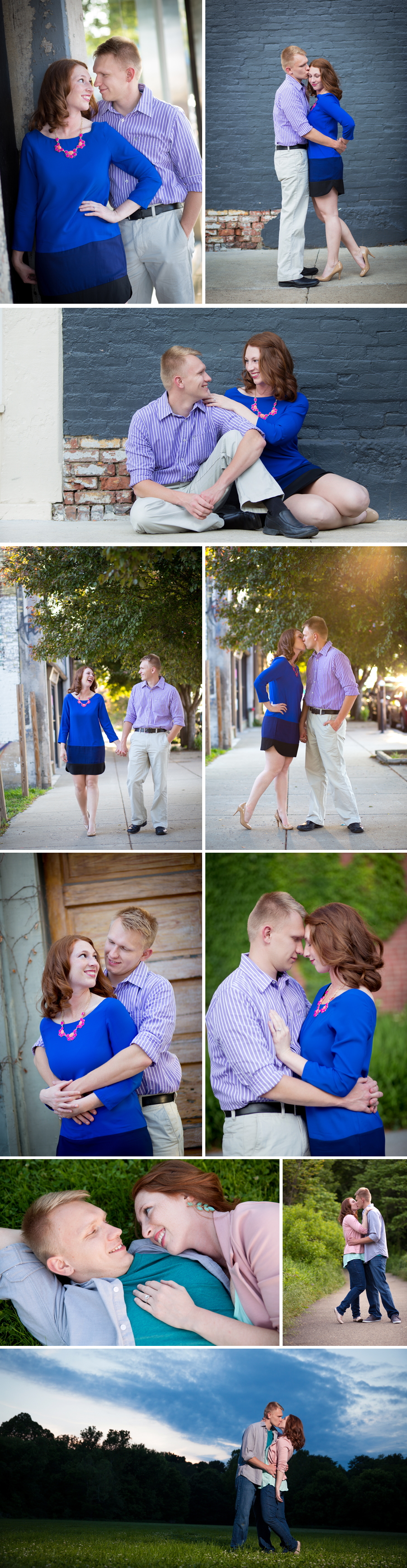 Louisville engagement Photos