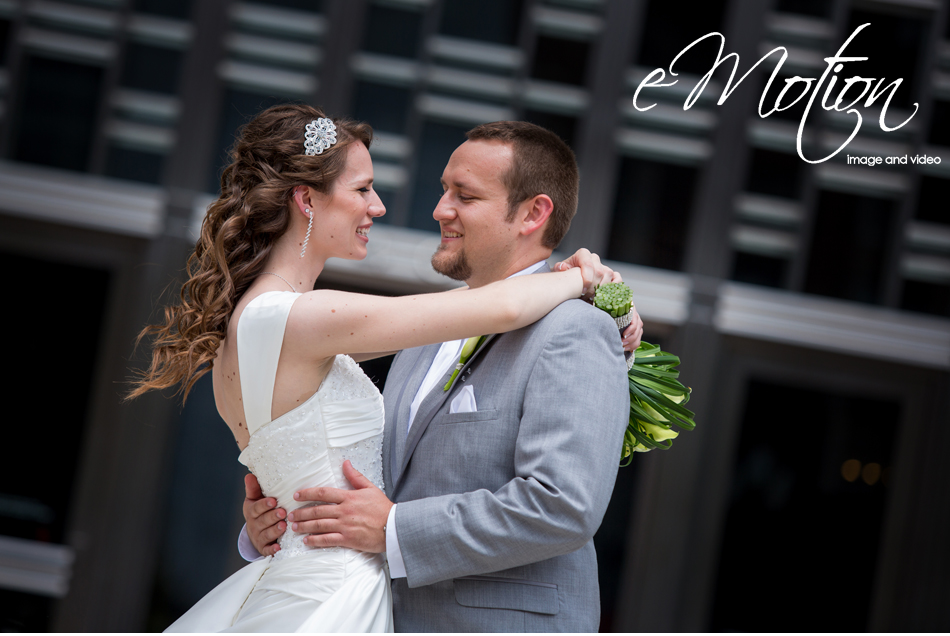 Foundry Wedding at Glassworks