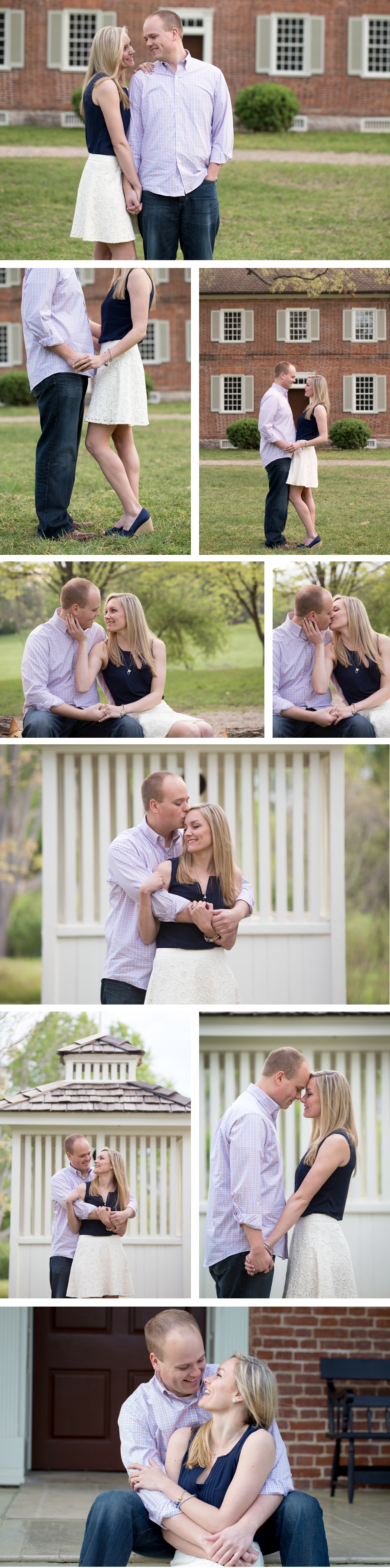 Locust Grove Engagement Photos