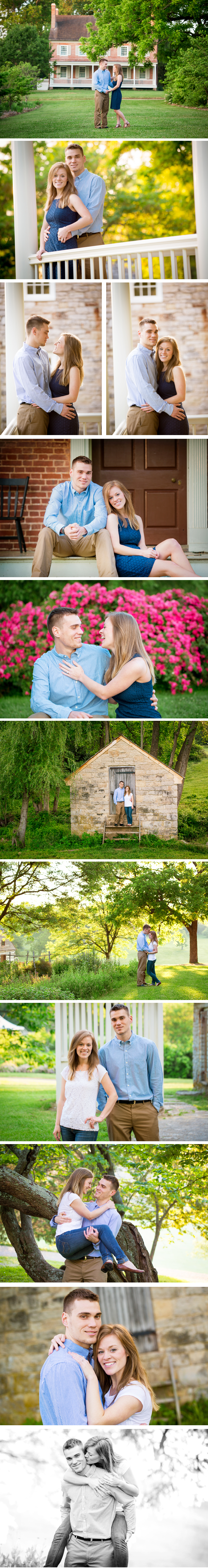 Locust Grove Engagement Photos eMotion image