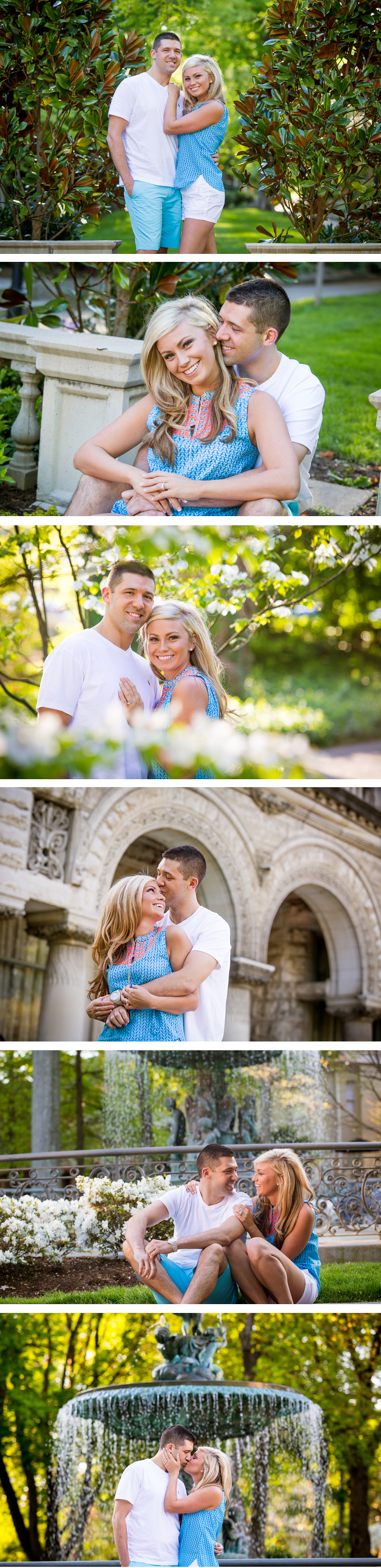 Saint James Court Engagement Photos eMotion image