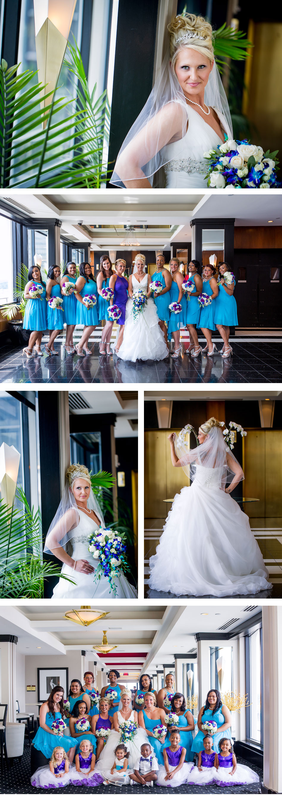 Galt House Wedding Photos