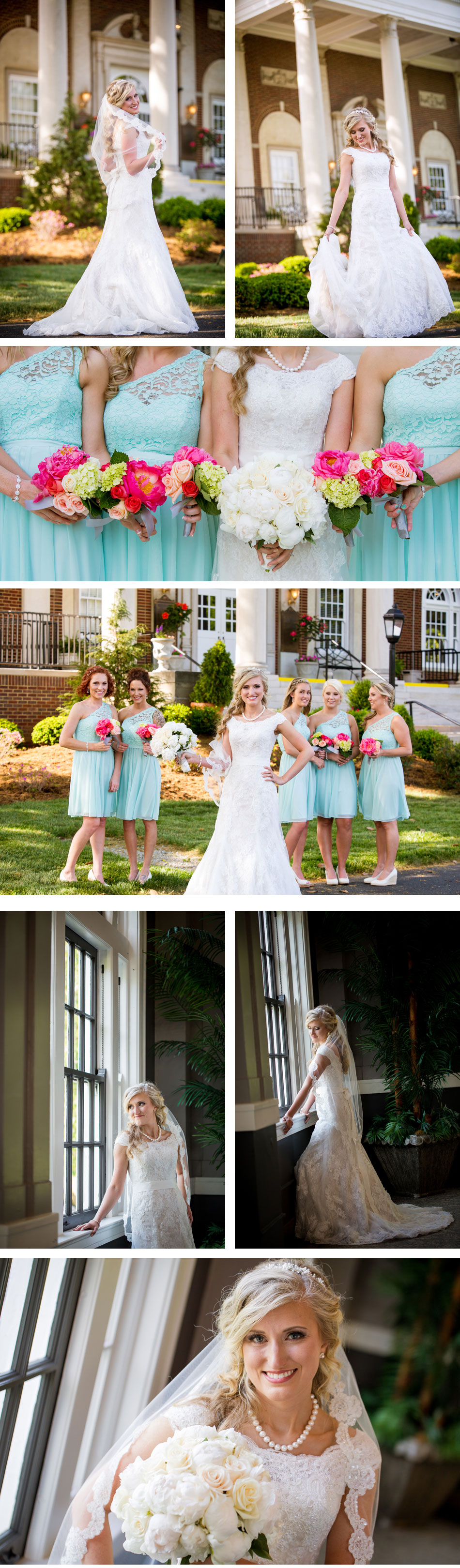 Bridal Party Pictures The Olmsted