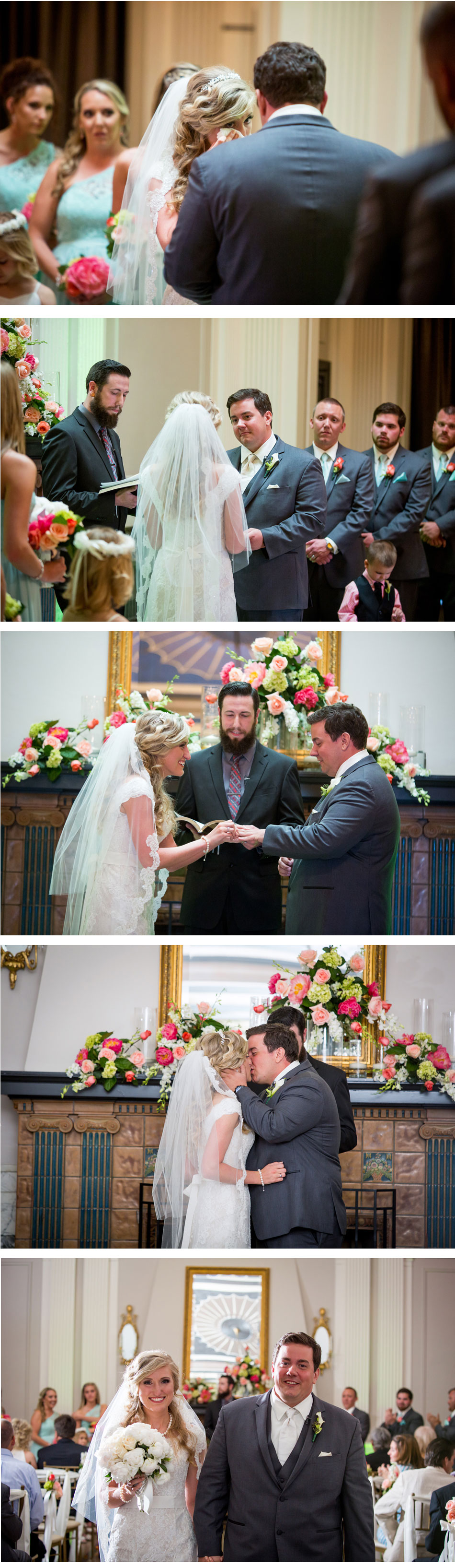 The Olmsted Wedding Ceremony