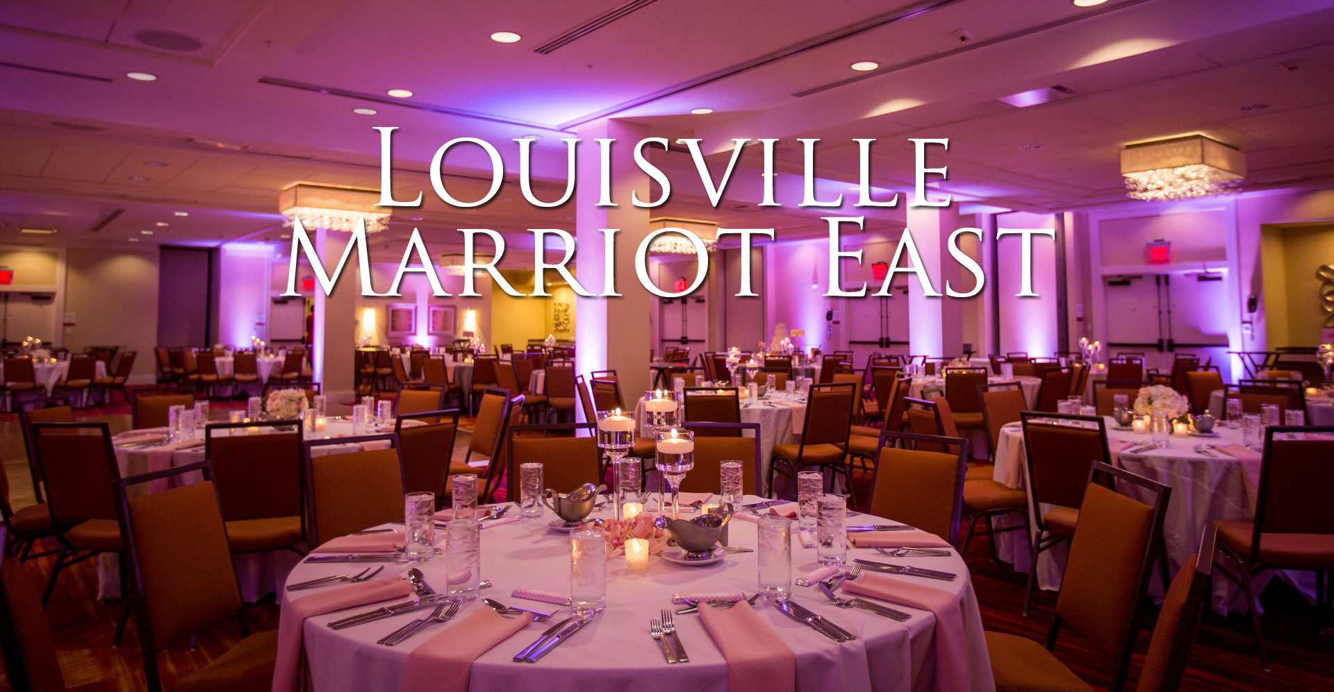 Louisville Marriott East Wedding Photo