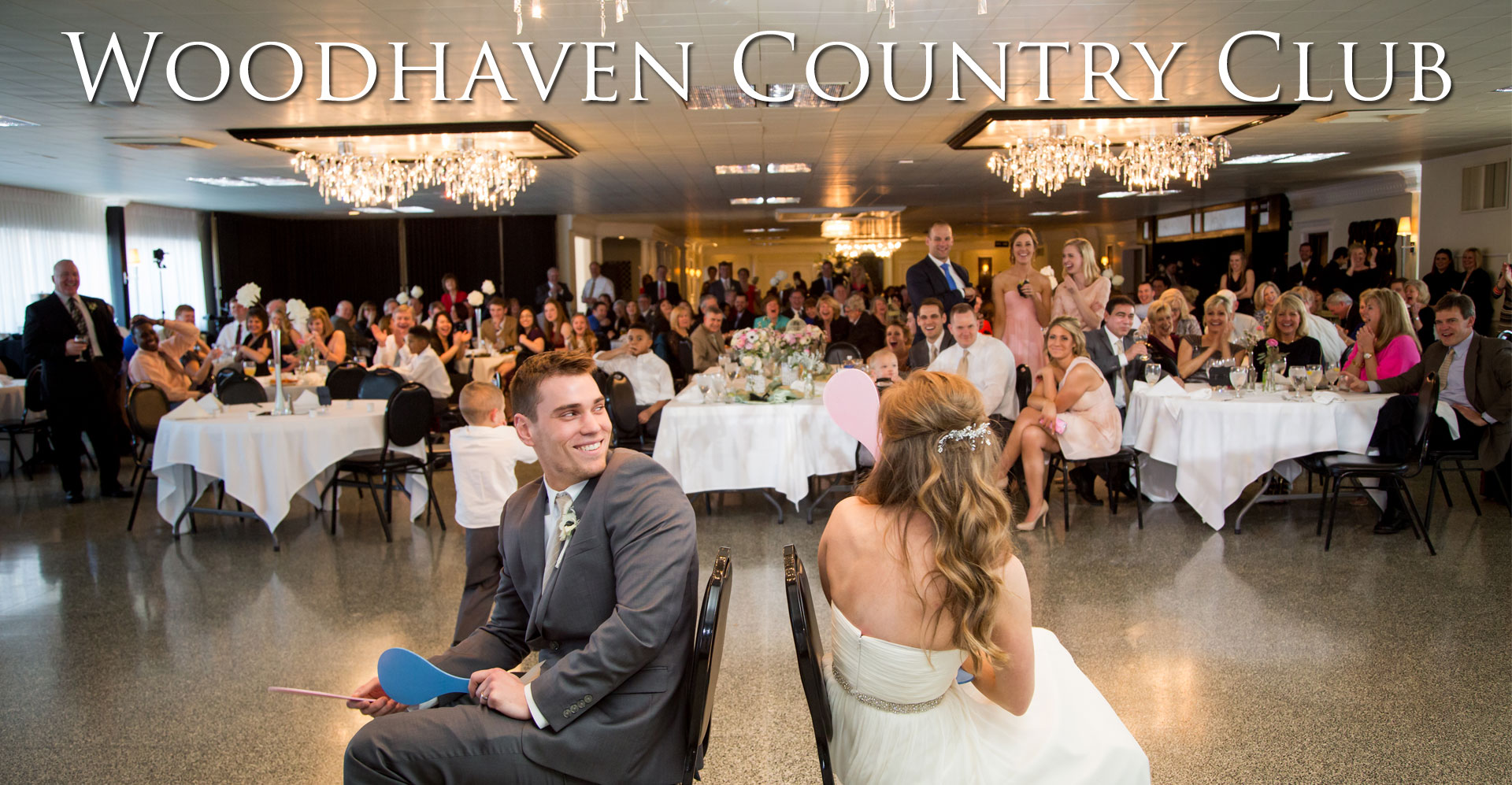 Woodhaven Country Club Wedding