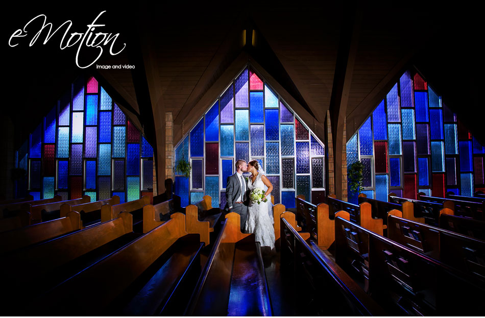 Our Lady of Perpetual Help Wedding Photo