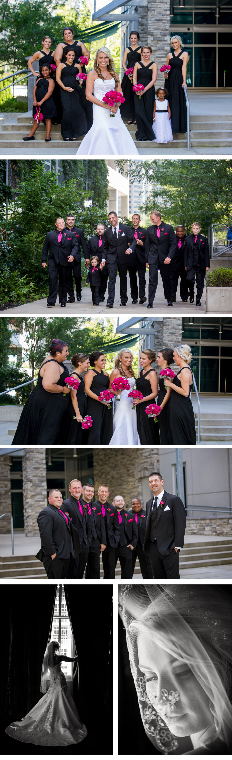 The Foundry Bridal Party Pictures