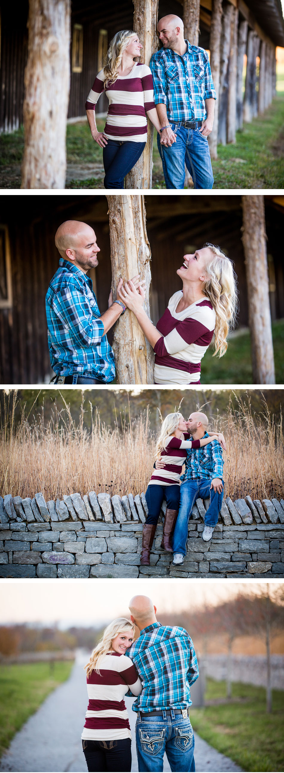 Parkland's Engagement Photos